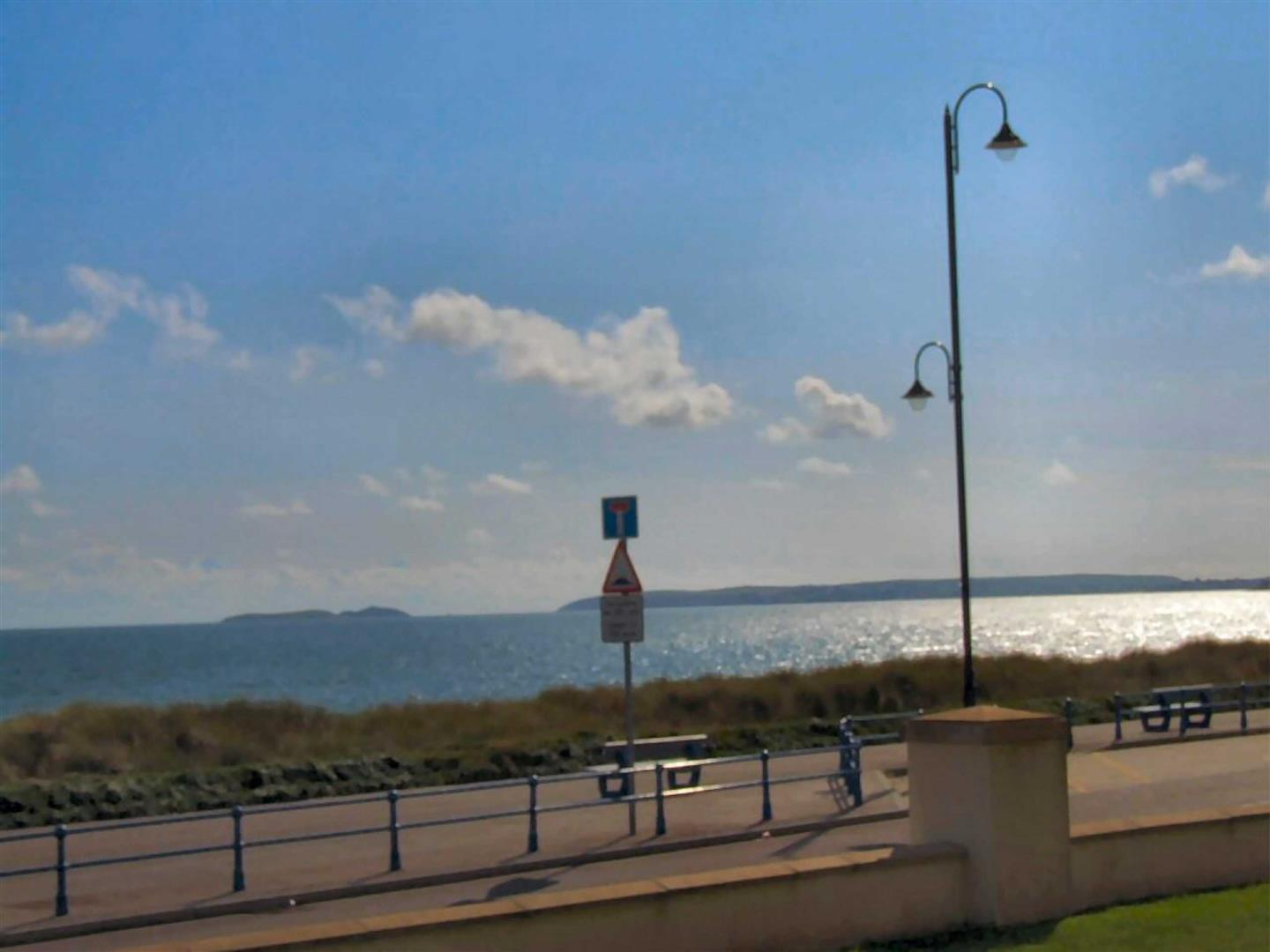 West End Point, Pwllheli
